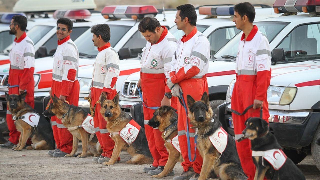 اعزام تیمهای ارزیابی هلال احمر به باسمنج