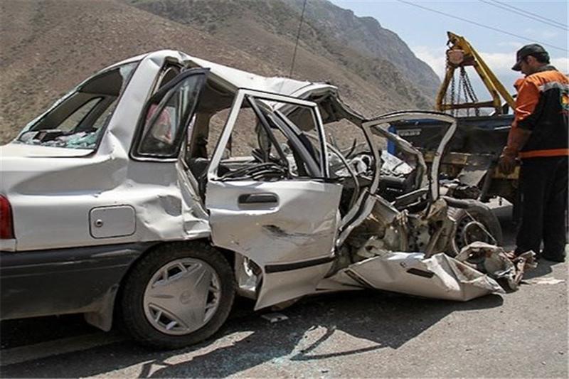 امسال 206 نفر در تصادفات جاده ای زنجان جان باختند