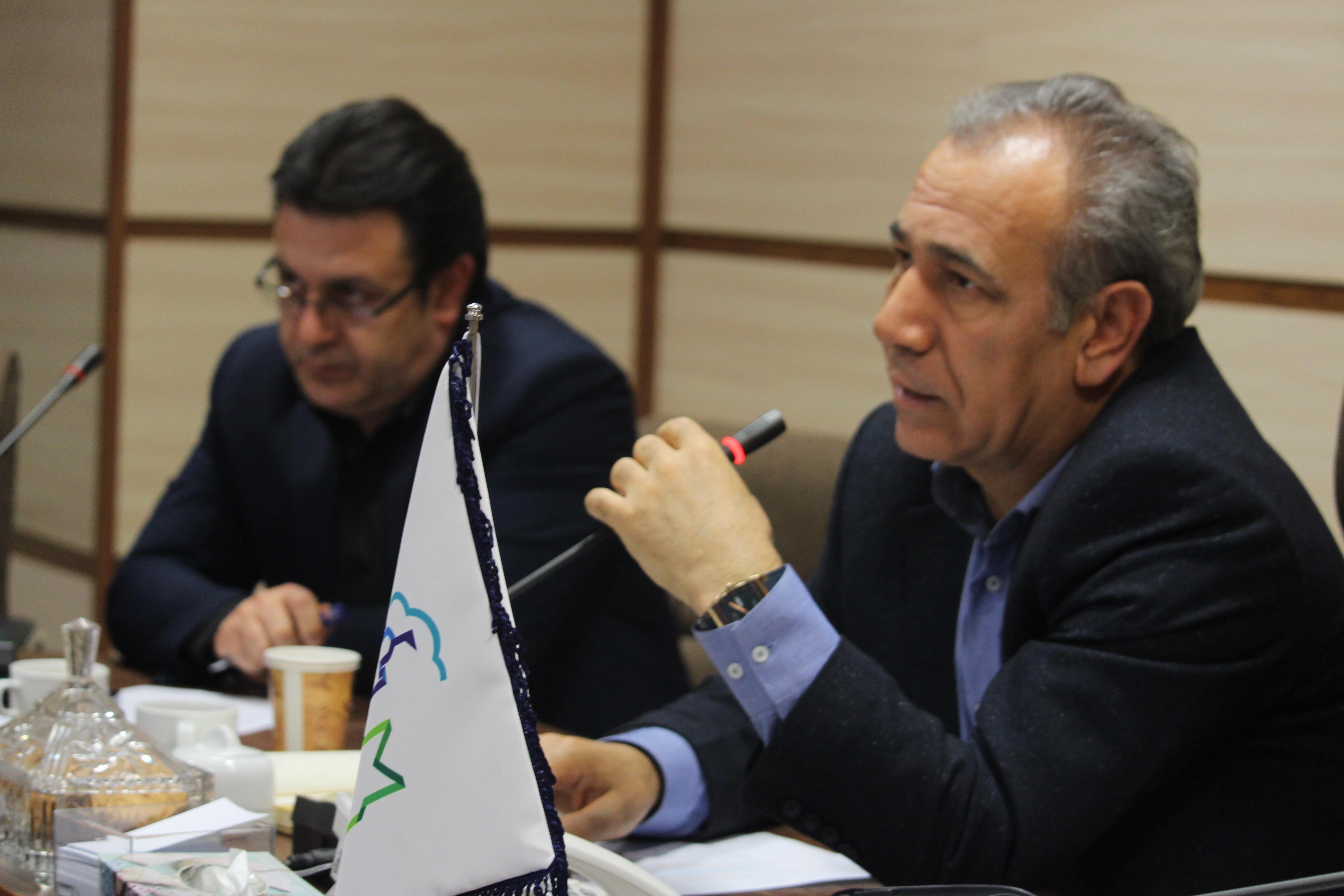 گزارش تصویری/ جلسه کارگروه امور اقتصادی آذربایجان شرقی