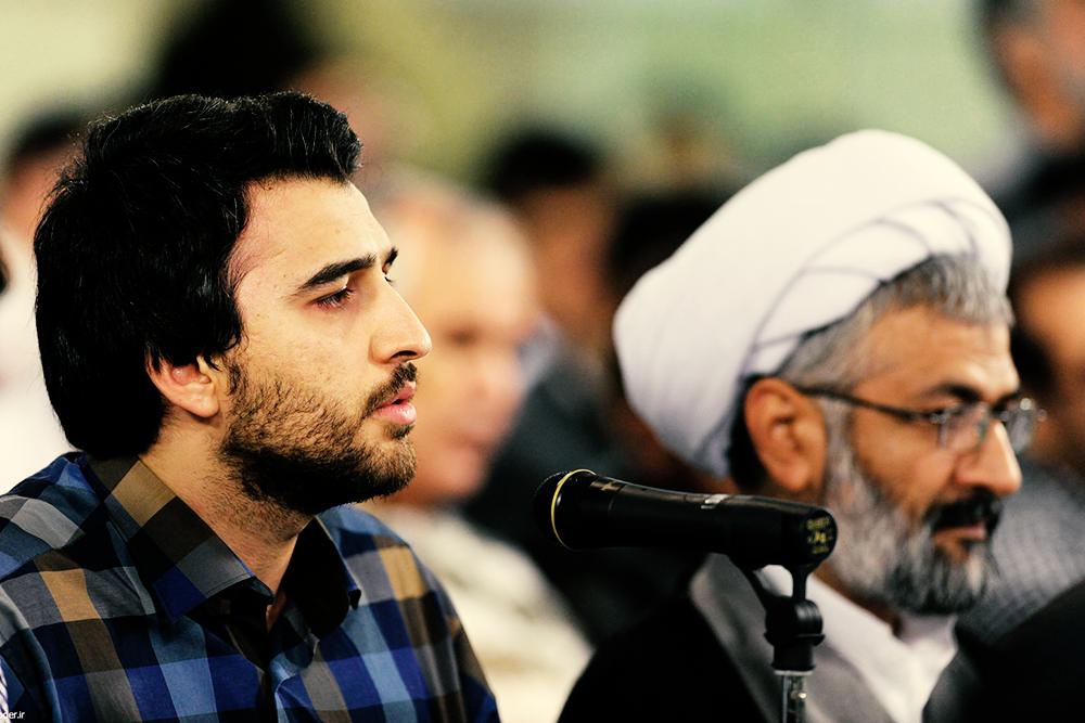 نامه شاعر تبریزی به امام جمعه محبوب