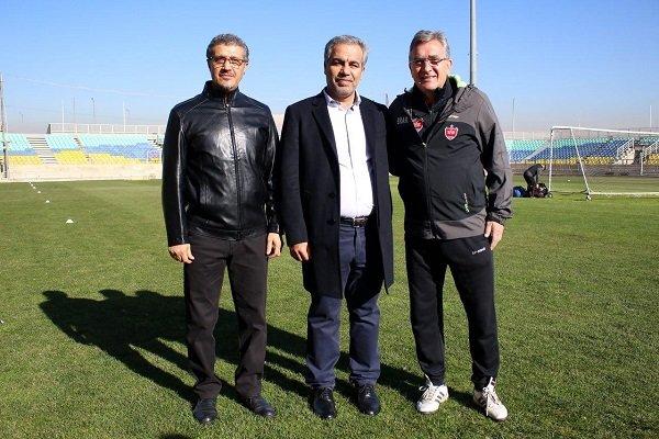 برگزاری نشست برانکو با سرپرست باشگاه پرسپولیس برای نقل و انتقالات