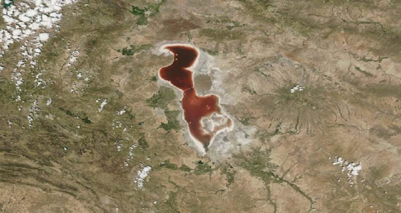 1143.3 میلیارد تومان از مصوبات احیای دریاچه ارومیه پرداخت شد