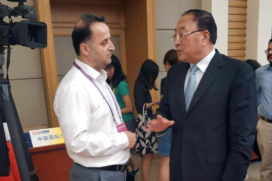 معاون وزیر خارجه چین: پکن مایل به توسعه روابط با تهران است
