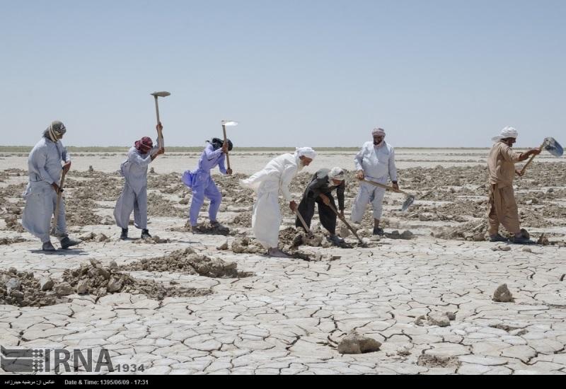 خشکسالی و آسیب های آب و خاک در سیستان و بلوچستان