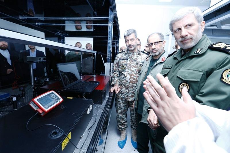 خطوط تولید تجهیزات الکترواپتیکی پیشرفته افتتاح شد