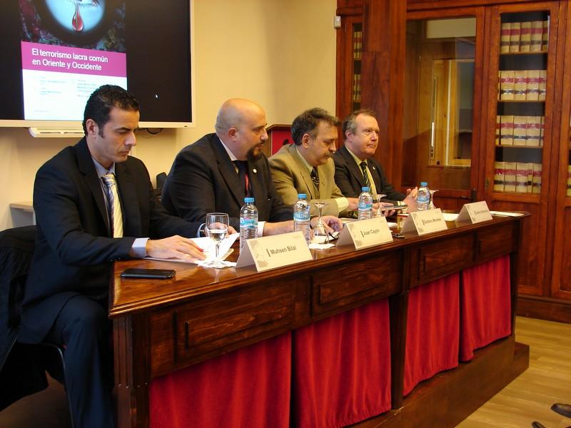 کنفرانس«تروریسم درد مشترک شرق و غرب» در مادرید برگزار شد