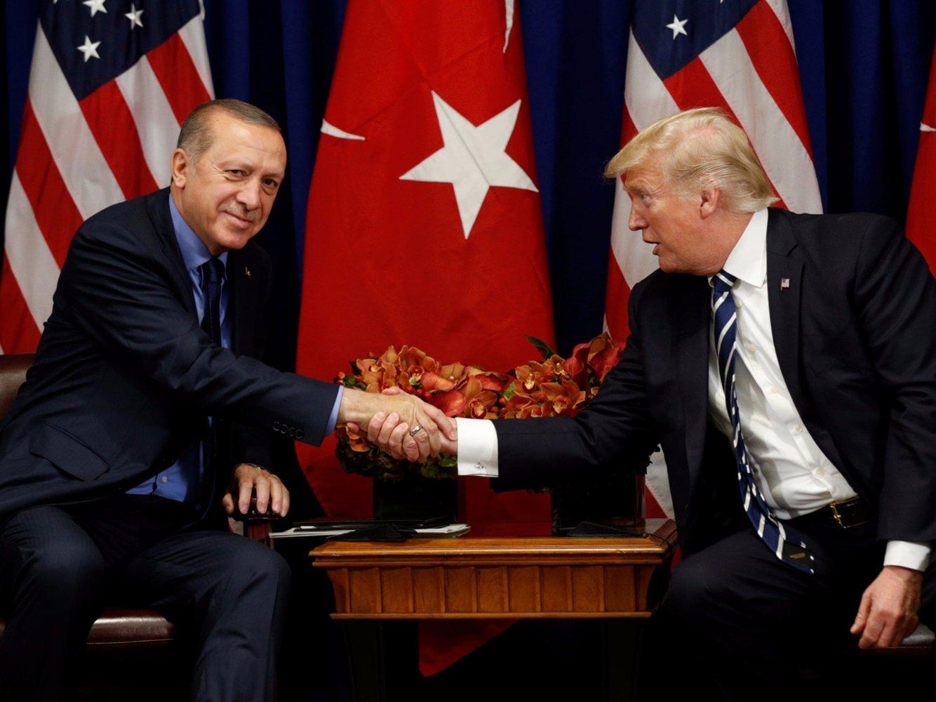 ماجرای گفتگوی تلفنی ترامپ با اردوغان: سوریه برای شما، ما خارج میشویم!