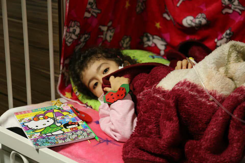 شبی پر مهر در کنار کودکان مبتلا به سرطان