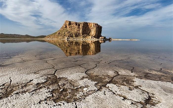 پرورش گیاهان مقاوم به شوری در اطراف دریاچه ارومیه