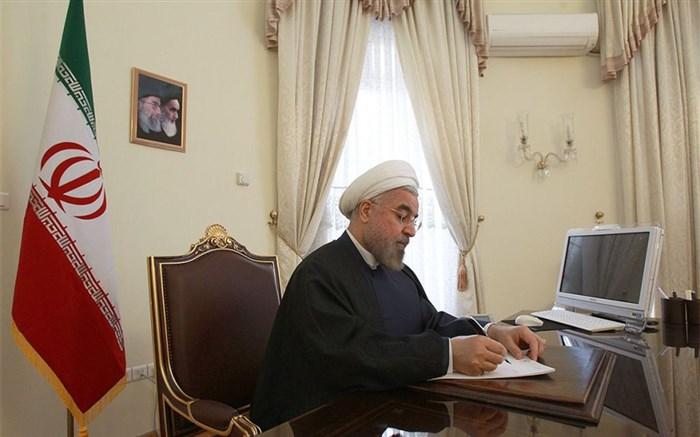 رئیس جمهور ارتحال عالم مجاهد حضرت آیت الله هاشمی شاهرودی را تسلیت گفت