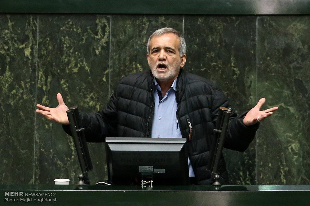 نطق پزشکیان در محکومیت انتقاد از مجلس در رسانه ملی