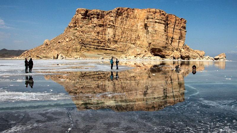 دریاچه ارومیه ۲ سال دیرتر به تراز اکولوژیک میرسد