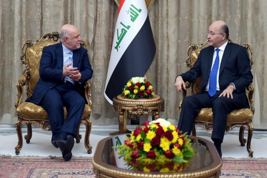 تقویت روابط تهران و بغداد به نفع ثبات و امنیت منطقه است