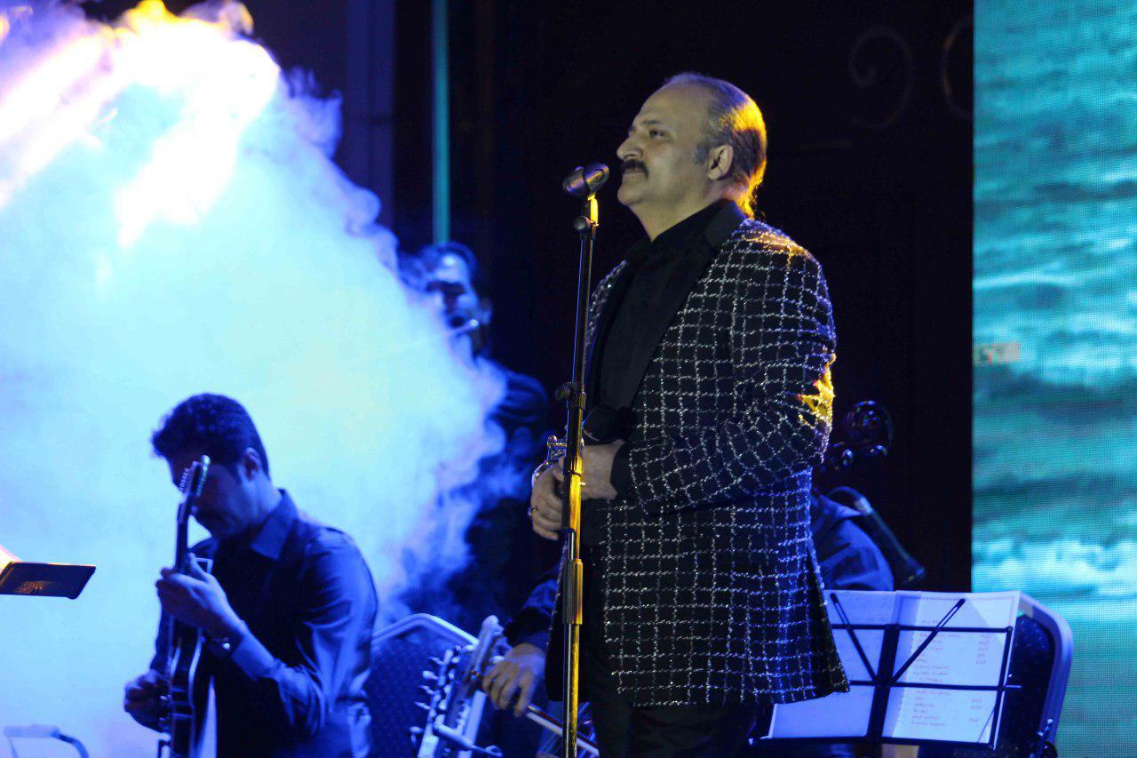 نخستین روز کنسرت مسعود امیر سپهر