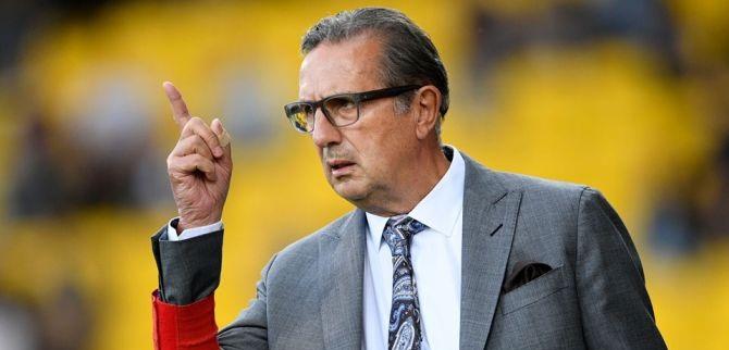 مربی سابق تیم ملی بلژیک گزینه جدید تراکتورسازی
