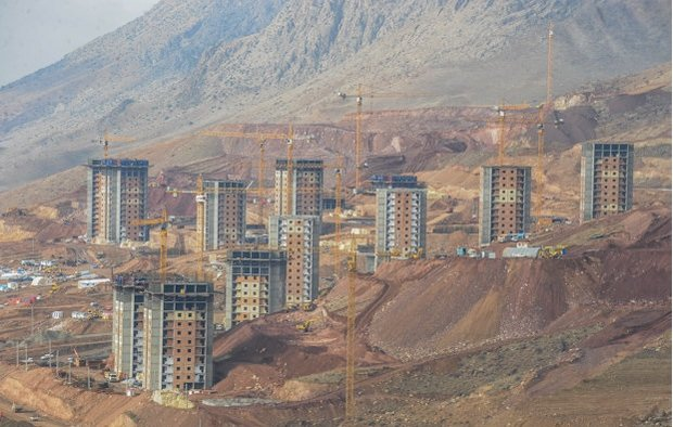 100 متقاضی مسکن مهر پردیس در هشتگرد جانمایی شدند