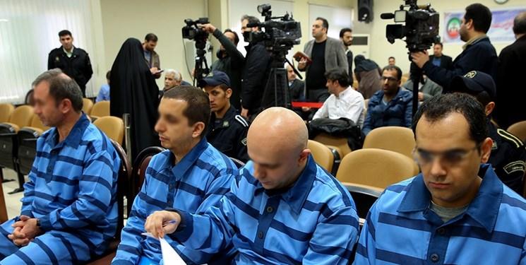چهارمین جلسه رسیدگی به اتهامات متهمین پرونده دومان توکان برگزار شد