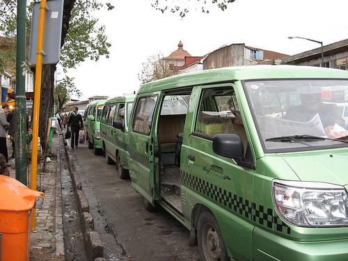 تاکسی ها، پیش به سوی فرسودگی