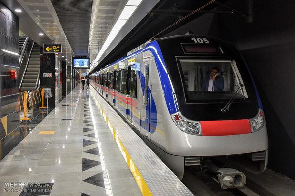 جلوگیری از عرضه کتاب قاچاق در ایستگاههای مترو