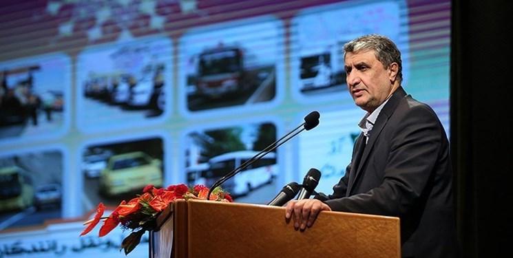 افتتاح۳ پروژه در بندر امام توسط وزیر راه