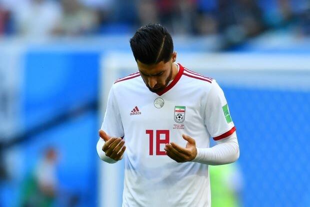 جهانبخش: عراق غیرفوتبالی بازی کرد