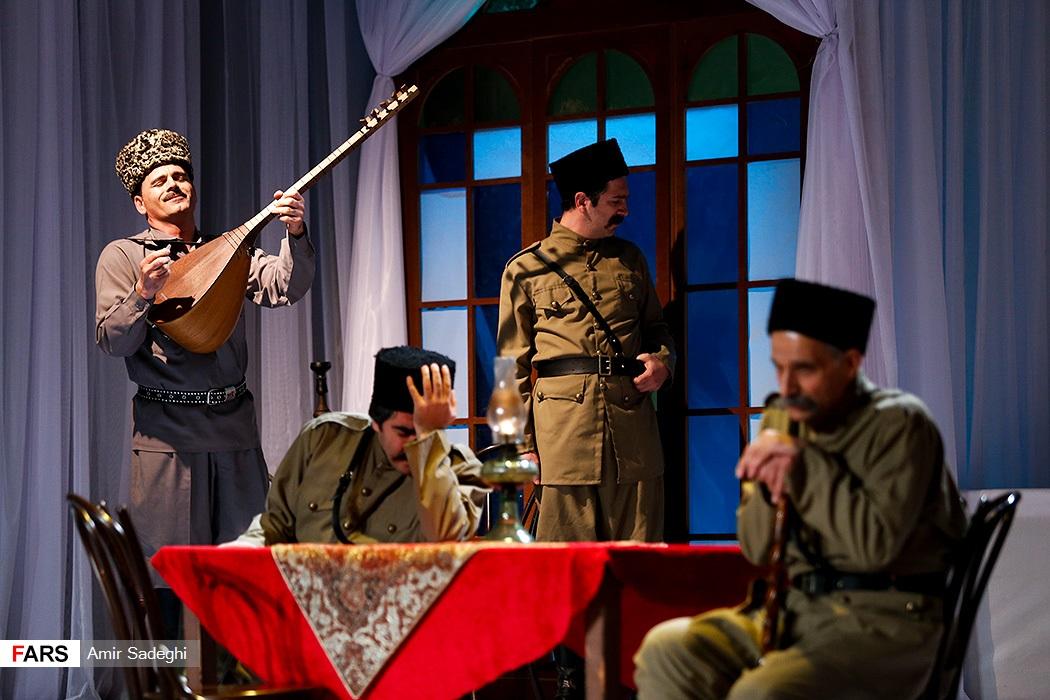 «اتابک پارکینین تراژدیسی»در سی و هفتمین جشنواره بینالمللی تئاتر فجر