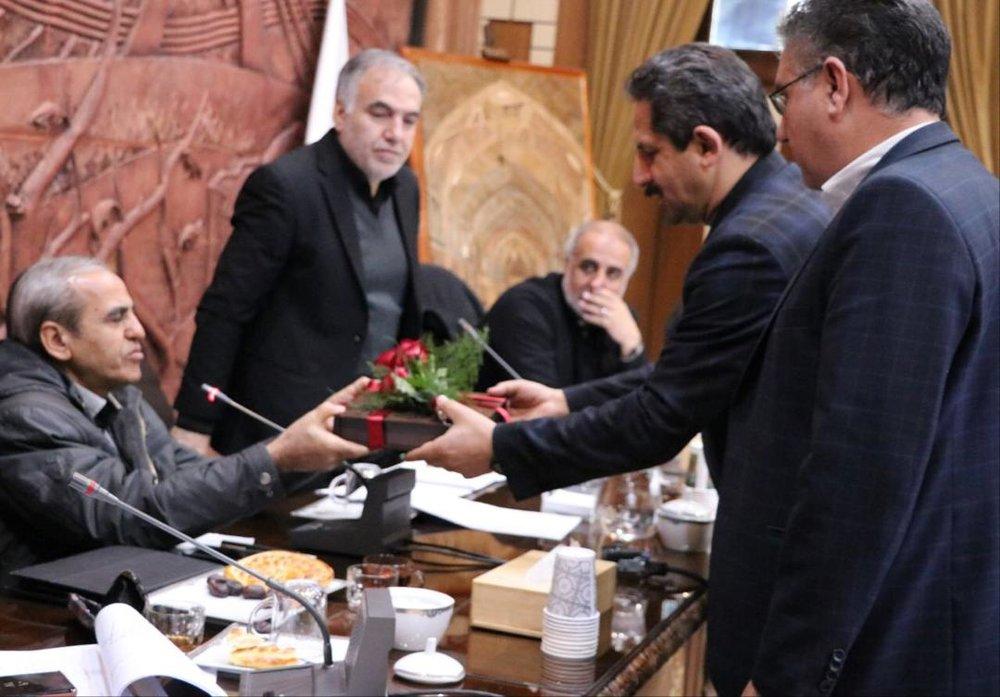 شهردار تبریز بودجه 2780 میلیارد تومانی را به شورا آورد