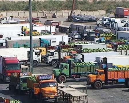 صادرات 195 میلیون دلاری محصولات کشاورزی در 9 ماهه امسال