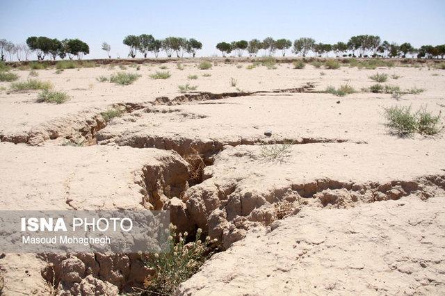 احیای منابع آب زیرزمینی در صورت فرونشست زمین امکان پذیر نیست