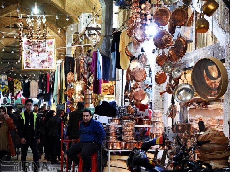 نفس های باقیمانده مسگری شیراز؛ از قصر ابونصر تا بازار