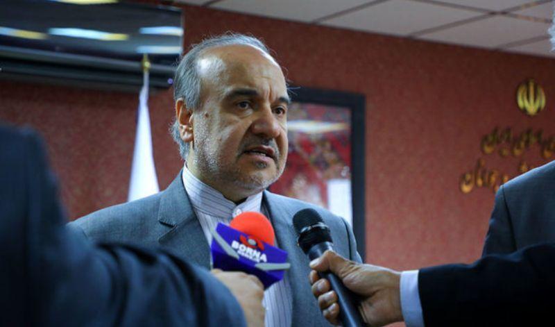 وزیر ورزش: ایران توان قهرمانی را دارد