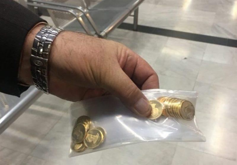 بازار سکه بی اعتنا به کاهش بهای جهانی طلا