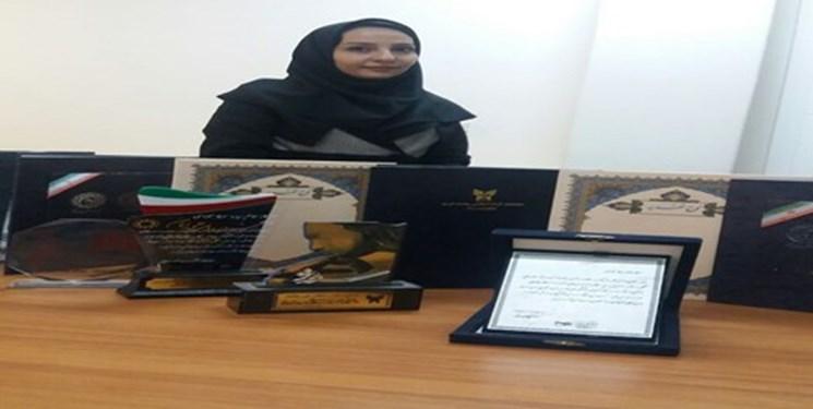 ربات مسیریاب اولین ربات دختر تبریزی
