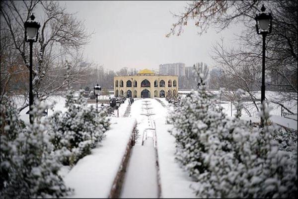 برف و باران آذربایجانشرقی را فرا میگیرد