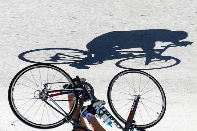 تهدید به مرگ در دوچرخهسواری!