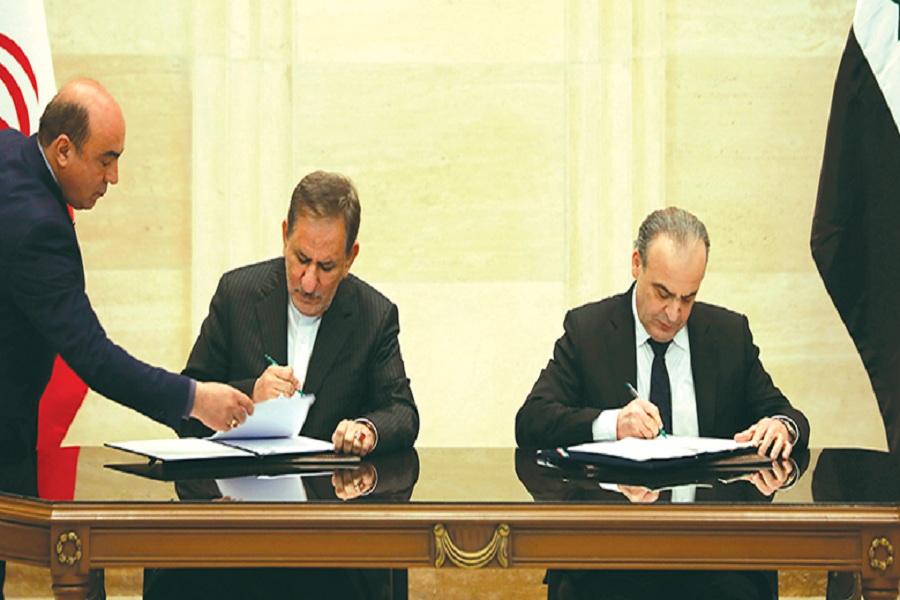 الوطن: ایران و سوریه 11 تفاهمنامه همکاری امضا کردند