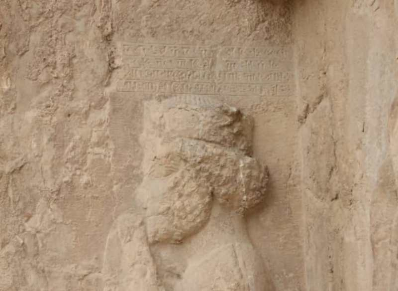 کشف جدید در نقش رستم طی نیم قرن اخیر بی نظیر است