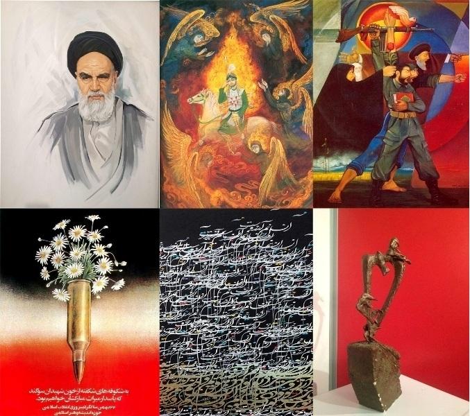 دهه دوم؛ غلبه هنرمندان حوزه هنری در عرصه انقلاب و دفاع مقدس