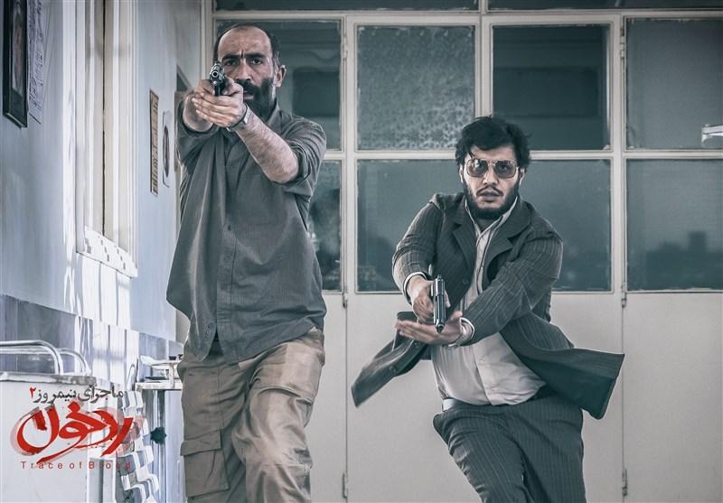 «رد خون» و قیصر جدید سینمای ایران