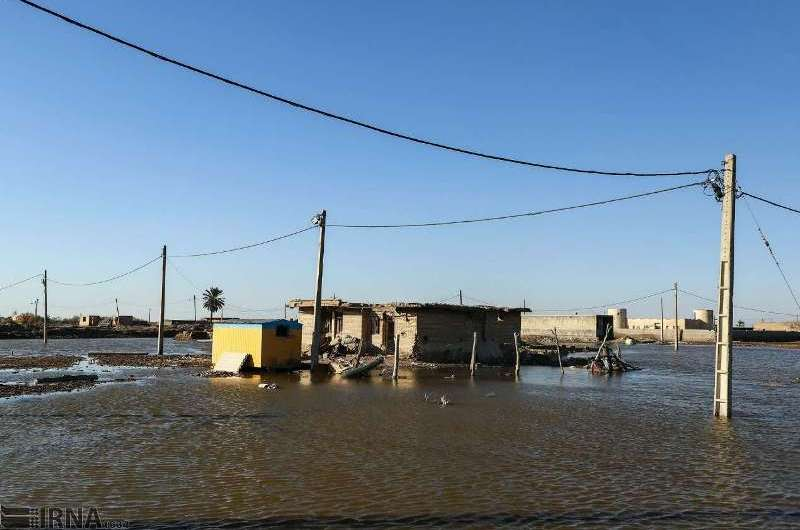 امدادرسانی سیل و کولاک در 17 استان ادامه دارد