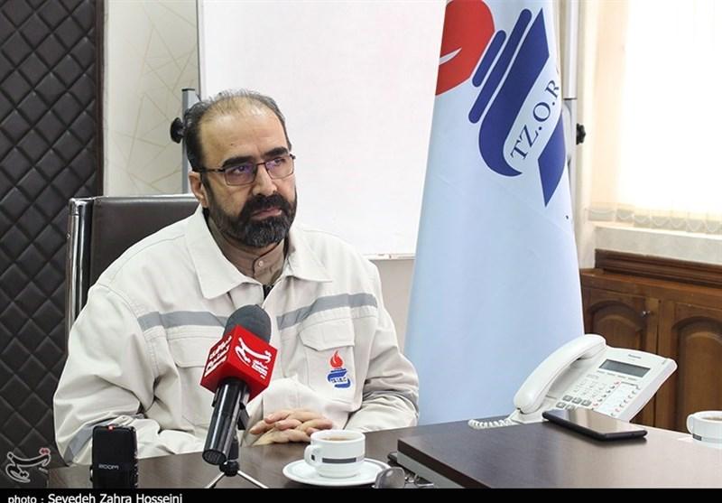 سازمان محیط زیست بنزین یورو ۴ تولید پالایشگاه تبریز را تایید کرد/تولید ۴۰ محصول در پالایشگاه تبریز