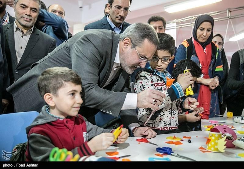 """چگونگی اجرای طرح """"بازی و یادگیری"""" در ۱۰۰۰ مدرسه کشور تشریح شد"""