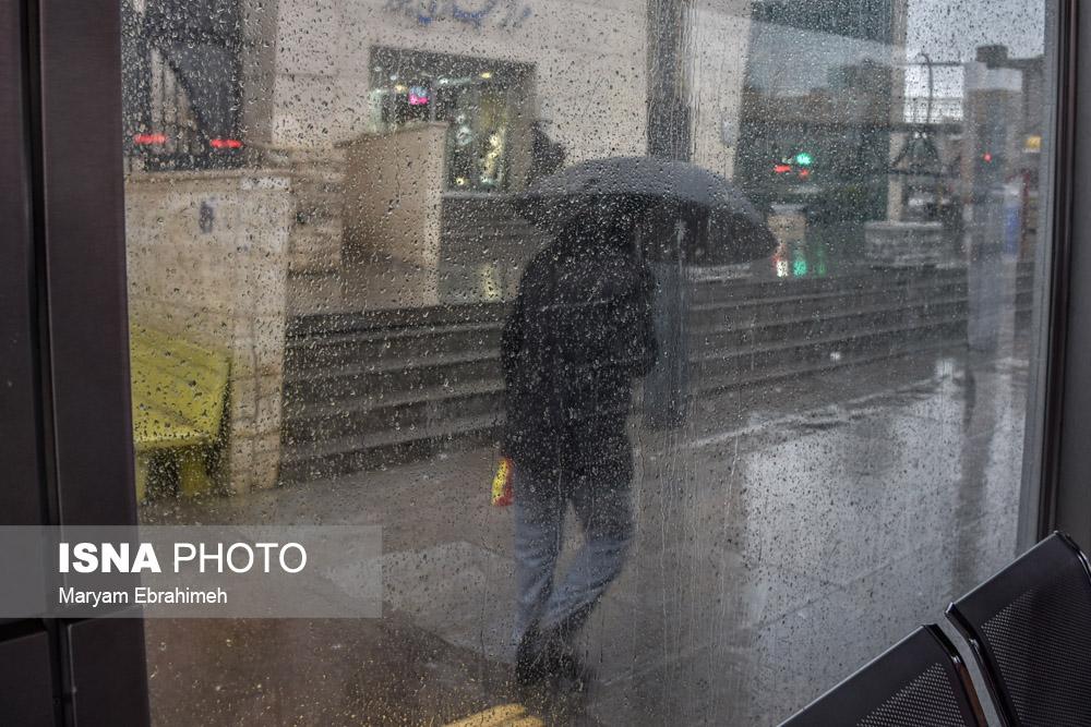 ورود سامانه بارشی از بعد از ظهر امروز به آذربایجان شرقی