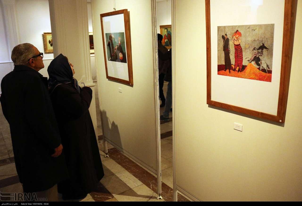 جرقههای جدید، نوید تحولی بزرگ در عرصهی نقاشی تبریز