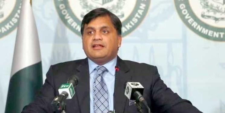 پاکستان حمله تروریستی در محور زاهدان-خاش را محکوم کرد