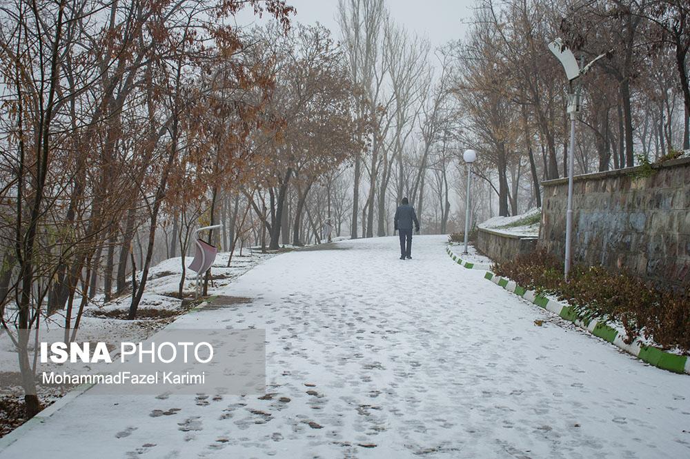 توصیههای سازمان آتش نشانی تبریز به هنگام بارش برف