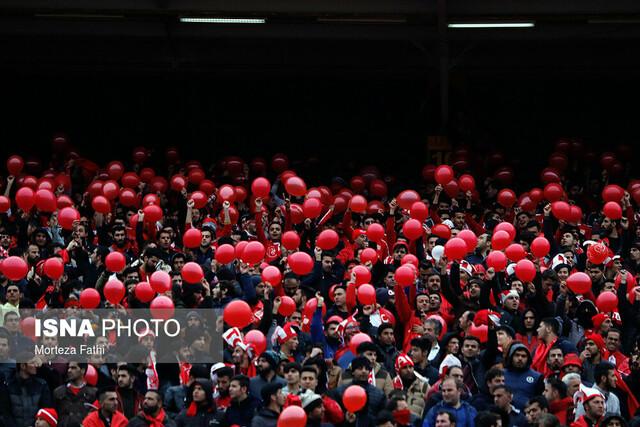 شگفتی AFC از حضور پر شور هواداران تراکتورسازی در دیدار با استقلال