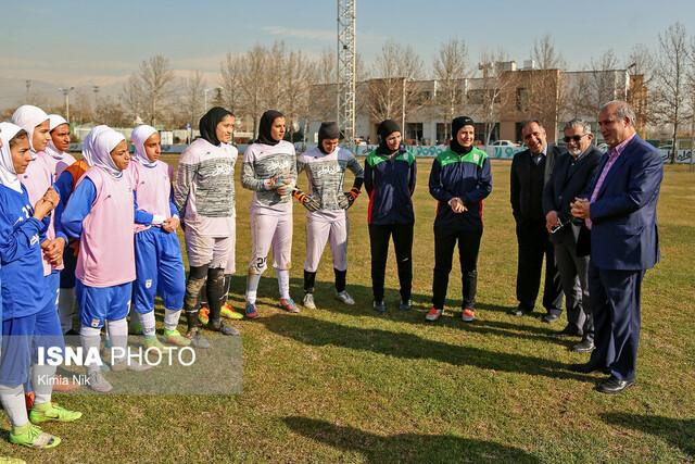 انتظار برای نظر فیفا درباره میزبان دختران ایران