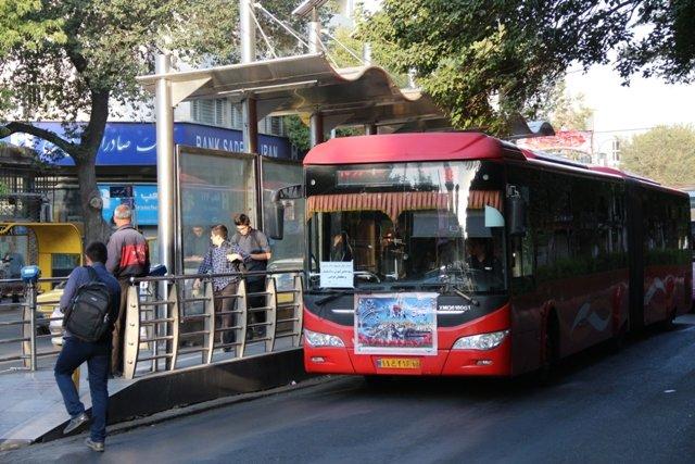 بسیج کلیه امکانات ناوگان اتوبوسرانی تبریز در آستانه سال جدید و استقبال از بهار