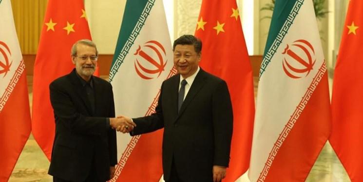 تأکید چین بر تحکیم روابط با ایران همزمان با ورود بنسلمان به پکن